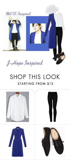 """J-Hope Inspired: 10+ Star Magazine"" by bts-inspired ❤ liked on Polyvore featuring Wolford, Altuzarra, Wet Seal and COLLECTION 18"