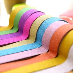 Japanese Craft Glitter Washi Sticky Paper Mini Color Tape DIY Decorative Adhesive Tape Masking Tape Sticker for Home Decoration #>=#>=#>=#>=#> Click on the pin to check out discount price, color, size, shipping, etc. Save and like it!