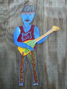 eddie kirkland     booty blues by MIZ THANG, via Flickr