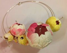 How to make unusual flowers from polymer clay