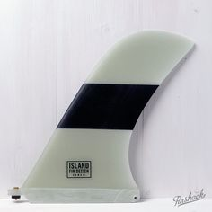 A choice template for noseriding, this pivot fin allows for all kinds of fancy footwork. Surfboard Fins, Surfboards, Skate Surf, Black Stripes, Surfing, Surf, Surfs Up, Skateboards, Surfboard
