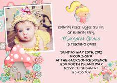 Fairy Princess Birthday Invitation  Printable by 3PeasPrints, $16.00