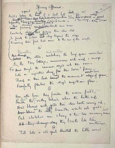 wilfred owen spring offensive essay Wilfred owen: spring offensive how to plan an essay spring offensive - synopsis and commentary synopsis of spring offensive.