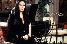 Among her roles, she starred as Morticia Addams in The Addams Family (1991) and Addams Family Values (1993), receiving Golden Globe nominations for both.