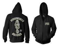 Death Eater Hoodie by PopularVirus on Etsy, $40.00