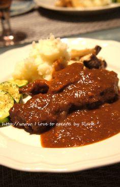 「ブフ・ブルギニヨン★牛肉の赤ワインに込み」のレシピ by RUNEさん | 料理レシピブログサイト タベラッテ
