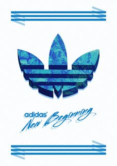 Adidas / Installation for 'All Originals Represent' by Vicente García Morillo , via Behance