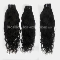 Brazilian Virgin Hair Weave Extensions