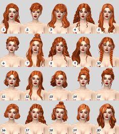 Sims 5, Sims 4 Mm Cc, Sims 4 Game, Toddler Hair Sims 4, Maxis, Mod Hair, Medieval Hairstyles, Pelo Sims, The Sims 4 Packs