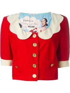 Moschino Vintage | Scalloped Collar Jacket | http://www.farfetch.com/uk/shopping/women/moschino-vintage-scalloped-collar-jacket-item-11302015.aspx?storeid=9164&from=listing&rnkdmnly=1&ffref=lp_pic_21_1_