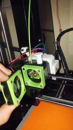 MOSFET wiring on A8 3D Printing 3d printing