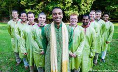 indian-wedding-gaye-holud-colorful http://maharaniweddings.com/gallery/photo/2255