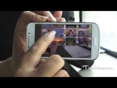 This is a hands-on preview of the Samsung Galaxy S4 Zoom. We show you how it works and walk you through the key features.