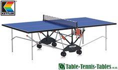 Kettler Smash 3 Outdoor Table Tennis Table