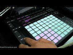 Push Tutorials: Manually chop samples in Drum Rack on Ableton Push 2