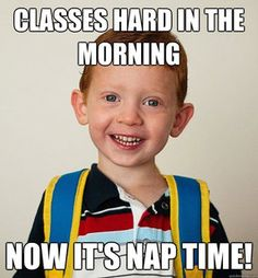 :) ok nap time now