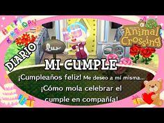 Animal Crossing New Leaf | ¡Mi cumple y mucho más! | DIARIO