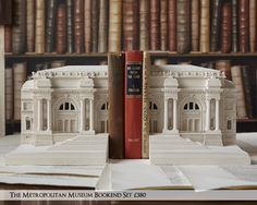 Timothy Richards models/bookends