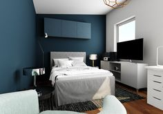 Interior Styling, Interior Design, Bed, Furniture, Home Decor, Interior Home Decoration, Interior Designing, Interior, Projects