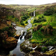 Gjain in the summer: 10 Must See Places in ICELAND (by Kaelene!) • The Overseas Escape