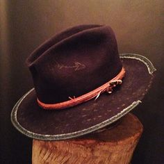 Blogtown: Nick Fouquet Hat Company - Venice's Mad Hatter
