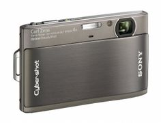 """Sony Cyber-shot DSC-TX1/H 10MP """"Exmor R"""" CMOS Digital Camera with 3-inch Touch-Screen LCD"""