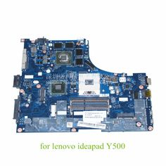 QIQY6 NM-A142 11S90002673 Main board For Lenovo ideapad Y500 15.6 laptop motherboard GT650M Video Card DDR3