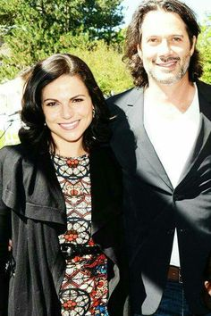 Lana with Fred
