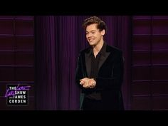 I'll Make This Feel Like Home — thedailystyles:  Harry Styles' Late Late Show...
