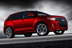Ford Edge Dr Suv Sport Exterior