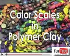 Learning About Polymer Clay Color Mixing – Maggie Maggio Style