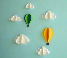 Baby room decor