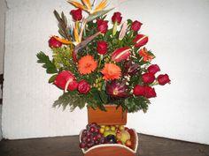 Un bello detalle para el dia de la madre. mayo 10 del 2015. www.floristerialosfrutales.jimdo.com tel. 6456587