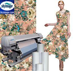 ¿Qué hay de las aplicaciones de impresión #Dye #Sublimation Tela http://feiyuepaper.com/news/item_14558.html