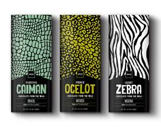 Coffee From The Wild (Concept) on Packaging of the World - Creative Package Design Gallery