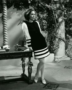 Diana Rigg from the Avengers