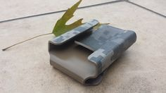 Camo Kydex Money Clip by JustinWrayDesigns on Etsy