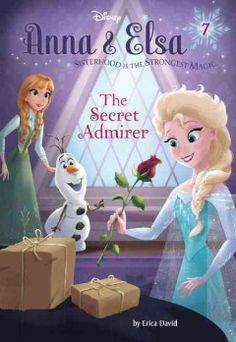When gifts and notes begin appearing at the castle, it seems that Elsa has a secret admirer somewhere in the kingdom, so she and her sister Anna try to find out who it is.