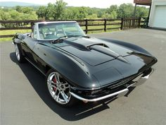 1965 CHEVROLET CORVETTE  Z065 LS7 CUSTOM CONVERTIBLE...Brought to you by House of Insurance in #EugeneOregon call for a  free price  comparison 541-345-4191.
