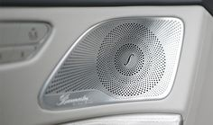 Burmester® High-End 3D Surround Sound