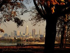 Fall in Cleveland (photo by Mike Bruckman)
