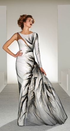 haute couture 1985   Georges Chakra Spring 2014 Haute Couture Collection   Fashionbride's ...