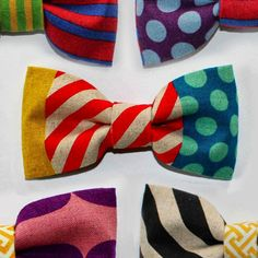 For me, wildly colorful bowties are a necessary part of living juicy. Maybe they don't do it for you, but you'll know what you need when you see it. | pizzicart. - メンズ | Monoco