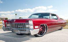1967 Cadillac Eldorado 429 Cubic Inch (7,03l) V-8 (340 Horsepower - 254kw),480 ft.-lbs. (650nm)  ia