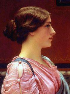 Cleonice John William Godward - 1913