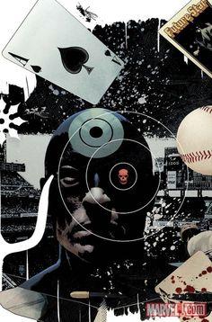 Bullseye by Tim Bradstreet