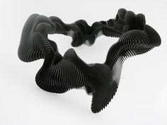 Kinesis by Daniel Widrig Studio , via Behance