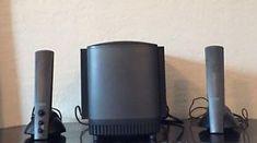 Altec Lansing ATP3  Computer Speaker System with Subwoofer  | eBay