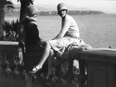 Weekend in Monte Carlo (1928).  between the desire and the spasm