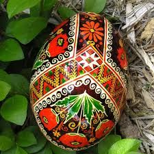 Image result for pysanka poppie